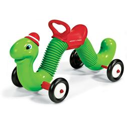Radio Flyer, Inchworm, Classic Bounce and Go Ride-on
