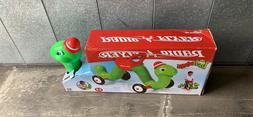 radio Flyer Inchworm Classic Bounce and Go Ride-on