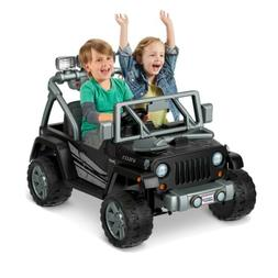 Power Wheels Jeep Wrangler Willys Ride-on Vehicle