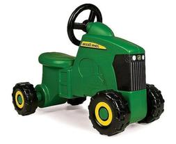 John Deere Sit-N-Scoot Tractor Play Toy Ride Outdoor Farm Ki