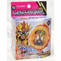 Bandai Kamen Rider Zi-O DX Ex-Aid Muteki Gamer Ride Watch He