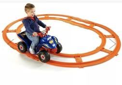 Power Wheels Kawasaki Lil' Quad With Track