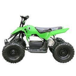 Kid Child 4-Wheeler 24v 500w Electric Quad Buggy ATV Ride-On