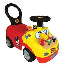 KDL Kiddieland Disney Junior Mickey Mouse Activity Ride-On