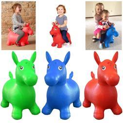 Kids Animal Bouncy Horse Hopper <font><b>Toys</b></font> Inf