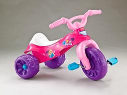 Kids Barbie Tricycle Ride On Toy Bike Outdoor Trike for Todd