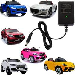 Kids Electric Ride On Car Fast Charger Battery 12 Volt 12V F