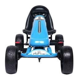 Kids Foot Pedal Go Kart Ride On Toy Racing Cars Outdoor Bike