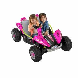 Dune Racer Extreme Wheels Power Ride Battery 12 Pink Powered