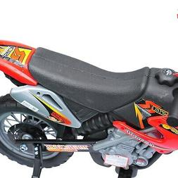 Qaba Aosom 6V Electric Kids Ride On Motocross Outdoor Recrea