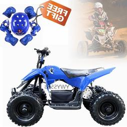 Kids Ride On ATV Vehicle Electric Quad Off-Road 4Wheeler 24V
