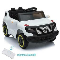 Kids Ride on Car Toys Electric Battery Power 3 Speeds w/ Rem