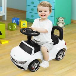 Kids Ride On Foot To Floor Toy Car Mercedes-Benz Toddler Rid