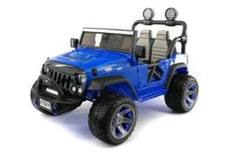 Kids Ride On Jeep Car Battery Powered 12V Electric Toy 2 Sea