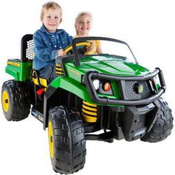 Kids Ride On John Deere Gator XUV Off Road 12V Battery Power