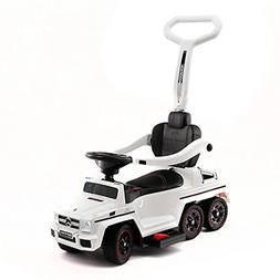Moderno Kids Kids Ride On Push Car, Foot to Floor Toy Car,Ba