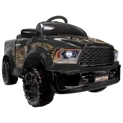 Kids Ride On SUV Realtree Truck Best Offer 12V MP3 Player SD