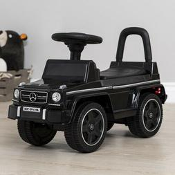 Kids Toddler Luxury Mercedes G63 Ride-On Push Car Toy Buggy