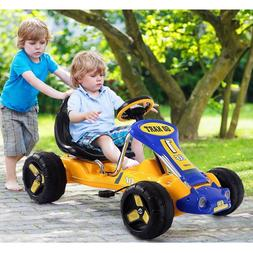 Kids Toys Boys Girls Bike Pedal Tricycle Go Kart Ride On Car