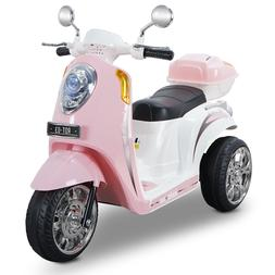 Kidzone Ride On Motorcycle 6V Toy Battery Powered Electric 3