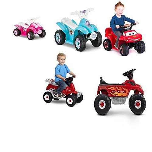 6 Volt for Powered On Car, Fits Kid Frozen Minnie Toddler Quad BMX Audi R8 Spyder Ride-Ons Power