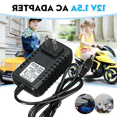 12v 1a battery charger adapter for kids