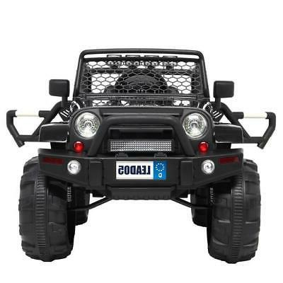 12V Kids on Car Truck Electric 3 Speeds LED Light