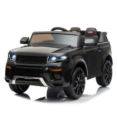 12V Electric Kids Ride On Car Truck Toy w/Remote Control for