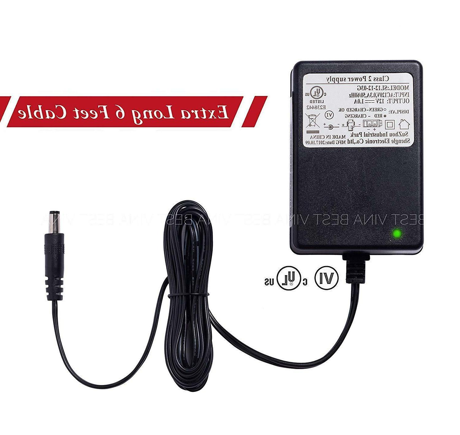 12V Charger for Powered Ride On Dynacraft Best Choice