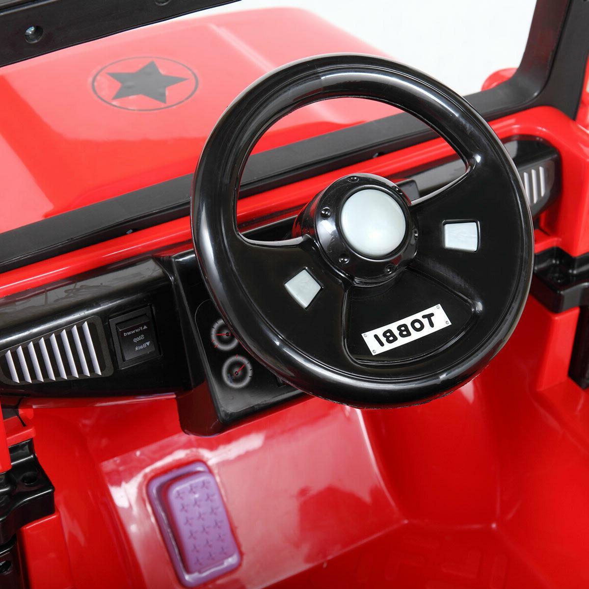 12V Electric Ride Truck SUV Style Remote MP3