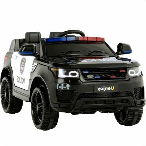 Kids Ride On SUV Toy Car 12V Electric Black