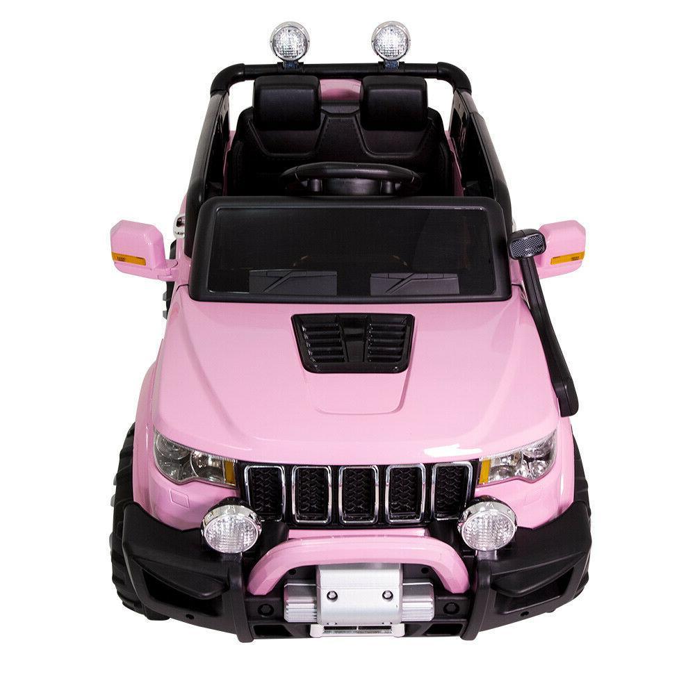 12V Electric Kids Ride on Car Toys Remote