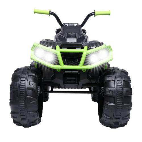 12V Kids Electric Ride-On w/ Speeds,