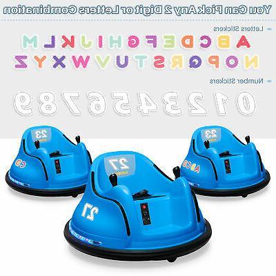 Kidzone 12V Kids Ride 360 Spin, ASTM-Certified, 9