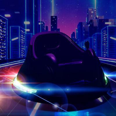 Kidzone Electric Ride On Bumper Car 360 Colors