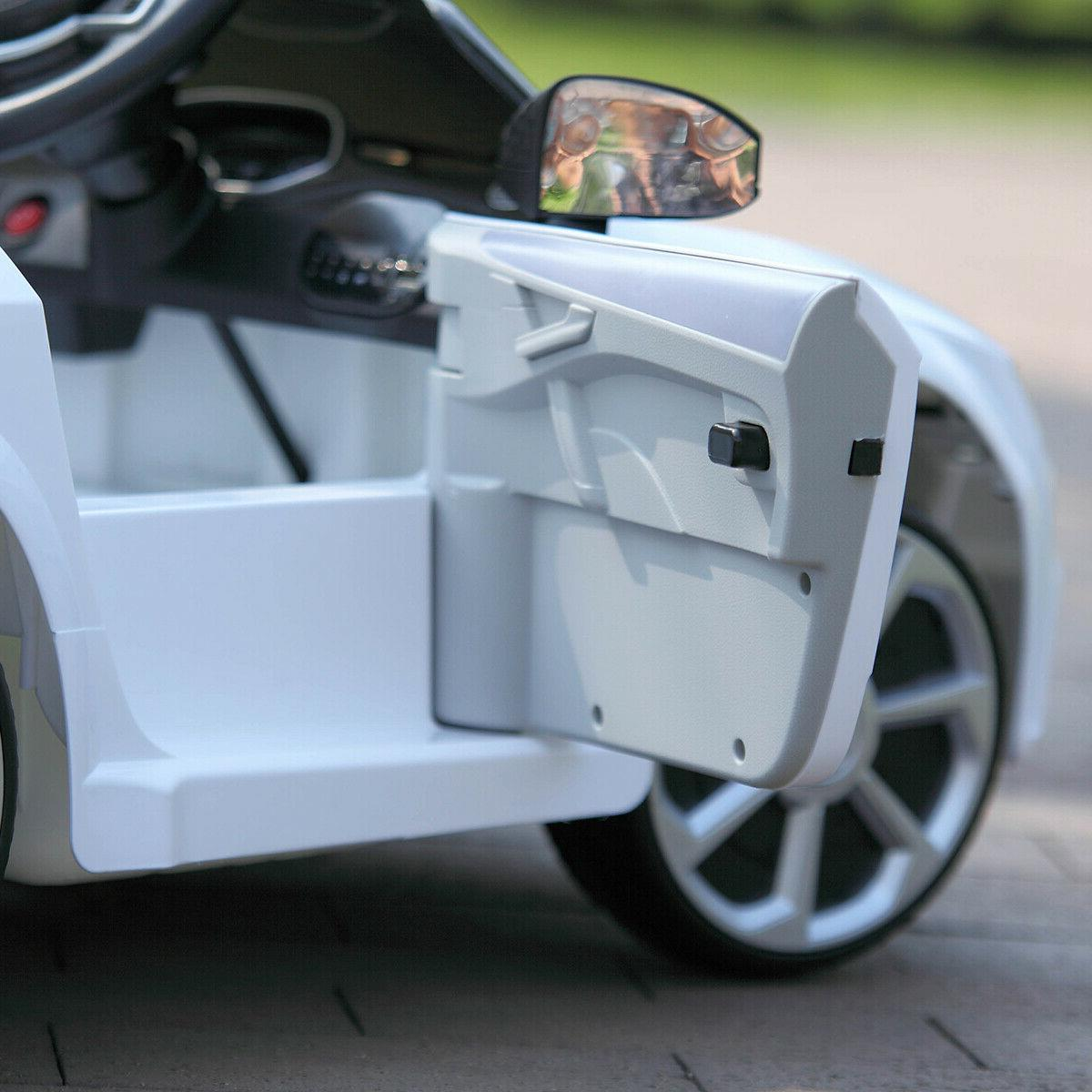 12V Ride Audi TT Toys Motor Control
