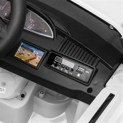 12V Car 2.4GHZ Remote Jeep Car White