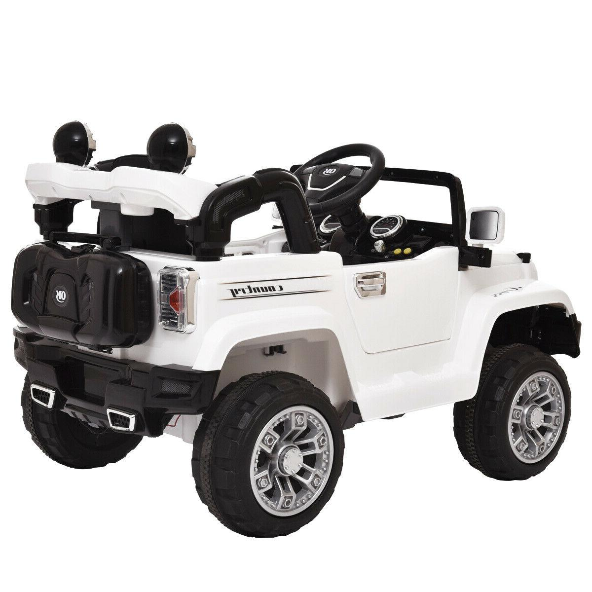 12V On Car Battery Power Truck MP3
