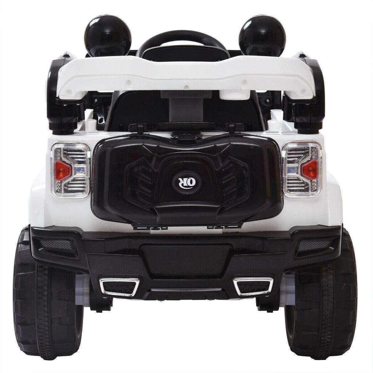 12V Ride Car Power Truck Remote MP3