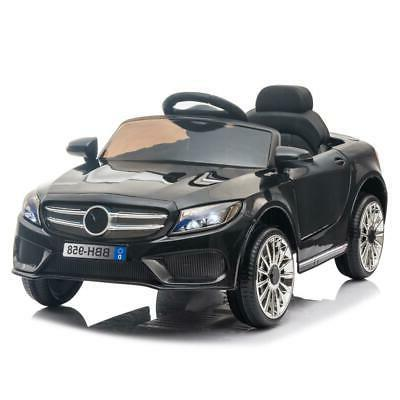 12V Kids On Car LED Remote Control