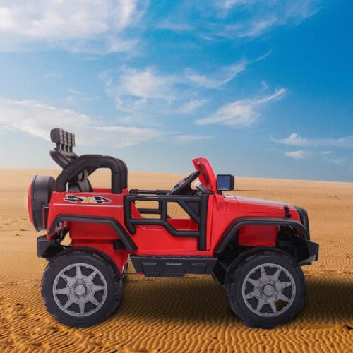 12V Car Toys Jeep Power