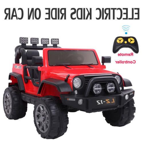 12v kids ride on car toys jeep