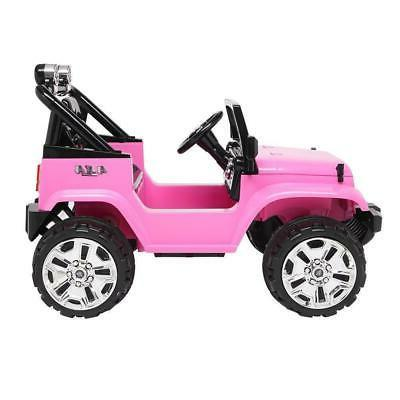12V Ride Car 3 Speed MP3 with