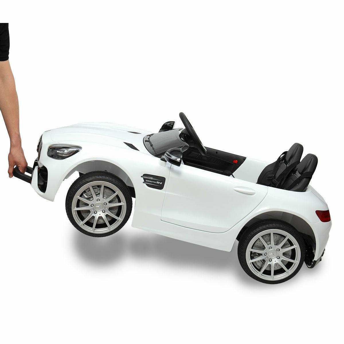 12V Kids Ride Mercedes Benz Led MP3 Control