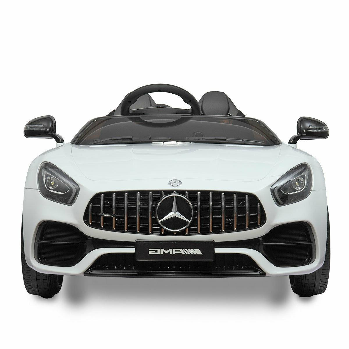 Mercedes Electric Led MP3 Control White