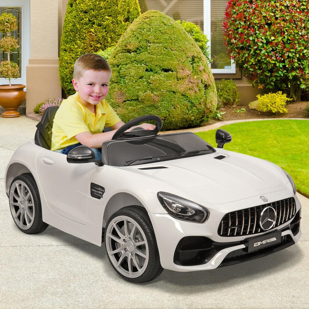 12V On Mercedes Electric Led Control White