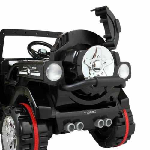 12V Kids Truck Car Electric SUV w/ Control