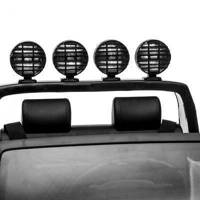 12V Electric Ride Car Toys Speed LED w/ Storage