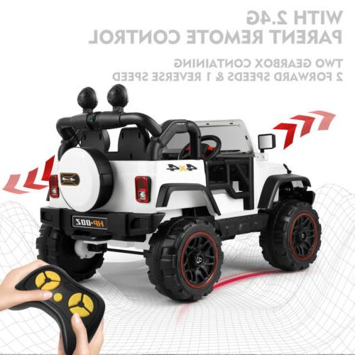 12V on Car Toys Electric LED