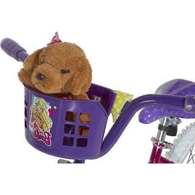 "16"" Barbie Girls' Bike Bicycle Cycling"